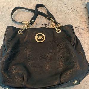 Michael Koran's handbag